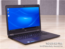 Laptop cũ Dell Latitude E7470