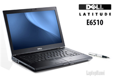 Laptop Dell Latitude E6510 cũ