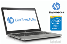 Laptop HP Elitebook Folio 9470 i7