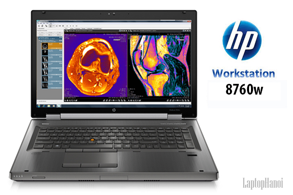 Workstation HP EliteBook 8760w